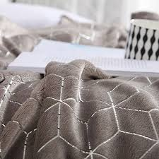 plaid canapé grande taille nibesser couverture plaid flanelle grande taille microfibre chaude