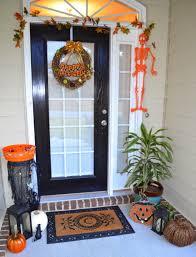 halloween door decorations in la 8211 elc los angeles making 2