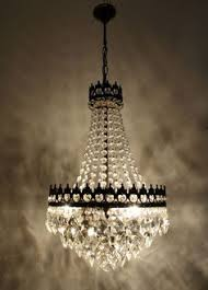 French Chandelier Antique 1930 U0027s Chandelier What Ours Will Look Like When Cleaned Up