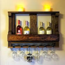 winsome wood wine rack 36 long rustic wood wine rack shelf hanging