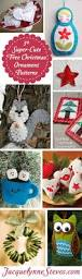 30 super cute free christmas ornament patterns jacquelynne steves
