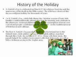 when is st s day 2017 facts history pictures meaning