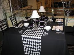 black and white table settings white wedding table settings elegant black lentine marine 46525