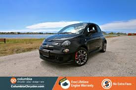 fiat jeep 2016 2016 fiat 500 for sale in richmond british columbia