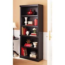 better homes and gardens bookcase better homes and gardens ashwood road 5 shelf bookcase multiple