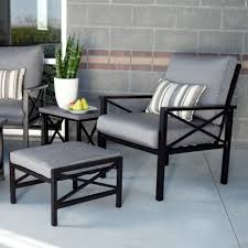 Cement Patio Furniture Sets by Concrete Patio On Patio Furniture Sets With Awesome Patio