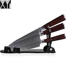 best kitchen knive sets xyj damascus knives set kitchen knives vg10 damascus steel 8 inch