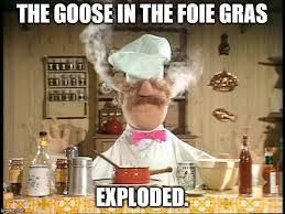 Chef Meme Generator - swedish chef meme sauce imgflip