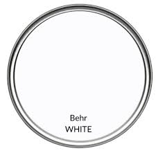 best white for cabinets behr the best behr white and soft white paint colours