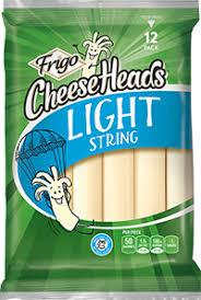 carbs in light string cheese light string cheese frigo cheese heads