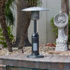 Tabletop Patio Heaters by Az Patio Heaters Ng Cal Cast Aluminum Natural Gas Patio Heater Atg