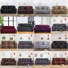 Easy Stretch Sofa Covers Stretch Sofa Slipcover Ebay