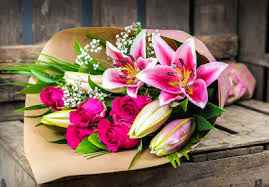 roses and lilies roses and lilies hb011 16 99 flowers with free delivery