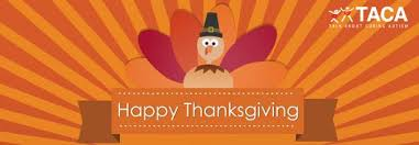 happy thanksgiving and taca anniversary moving autism forward