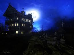 haunted house background wallpapersafari