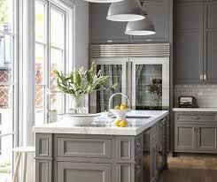 Kitchen Cabinets Small Kitchen Best Kitchen Cabinet Colors For Small