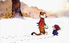 let it snow let it snow hey let u0027s go calvin hobbes and snow