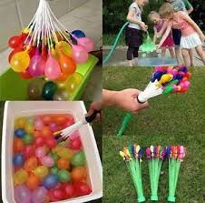 bunch balloons 111 555pcs fast fill magic water balloons self tying bunch balloon