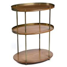 traditional furniture campaign etagere traditional side u0026 end tables dering hall