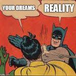 Batman Slapping Robin Meme Maker - batman slapping robin meme generator imgflip