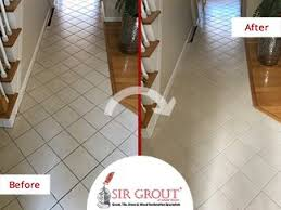 Grout Cleaning Service Sir Grout Of Greater Boston Your Local Tile And Grout Cleaning