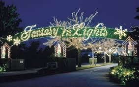 Outdoor Christmas Decorations Safety by Christmas At Callaway Featuring Fantasy In Lights