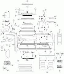 brinkmann backyard kitchen 810 3500 0 parts free shipping