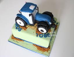 Gateau Tracteur by Tracteur Cakedesignfactory