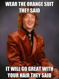 Ginger Memes - fortunate ginger memes quickmeme