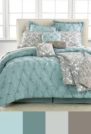 aqua ruffle comforter nursery beddings pink and grey ruffle bedding also grey ruffle