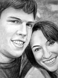 pencil portraits pencil paintings pencil drawings