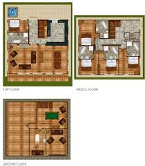 Infinity Floor Plans by Infinity Lodge In Chamonix By Skiboutique