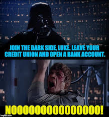 Cus Memes - the force is strong with cus when you want to trade in your old y