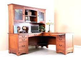 Office Depot L Shaped Desk With Hutch Exotic Office Desk With Hutch