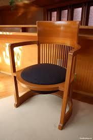 chair wingspread herbert f johnson house 1937 wind point