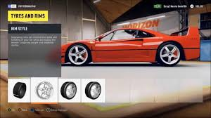 retro ferrari ferrari f40 retro supercar racing forza horizon 2 youtube