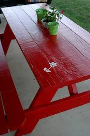 Playskool Picnic Table Best 25 Picnic Tables Ideas On Pinterest Diy Picnic Table
