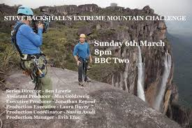 Challenge And Steve Mountain Challenge Sunday 6th March 8pm On Two