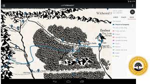 Lord Of The Rings Map Die Besten Tolkien Apps Für Ios Und Android Bilder U0026 Fotos Welt