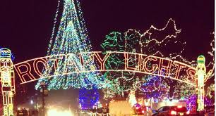 rotary lights la crosse napier marketing group client experience