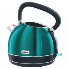Asda Toasters Breville 1 7l Teal Stainless Steel Traditional Kettle Asda Groceries