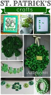 312 best holiday crafts st patrick u0027s day images on pinterest