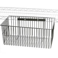 Bathroom Wire Shelving Wire Utility Basket Accessories For Wire Shelving 12