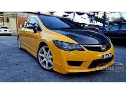 honda civic 2 0 manual honda civic 2009 type r 2 0 in kuala lumpur manual sedan yellow