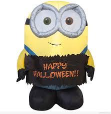halloween minions clipart clipartfest
