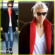 Vanity Fair Gwyneth Gwyneth Paltrow Jets Out After U0027vanity Fair U0027 Article News