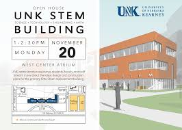 unk to show u0027stem u0027 building plans for first time monday