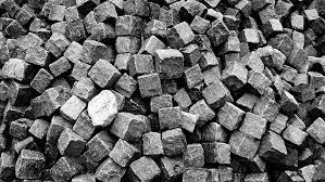 bloc de pierre pour mur images gratuites roche noir et blanc texture pavé asphalte