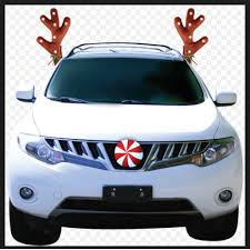reindeer antlers for car commuter chronicles christmas antlers
