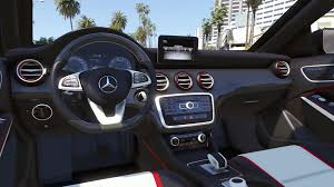C63 Coupe Interior 2017 Mercedes Amg C63 S Add On Replace Gta5 Mods Com